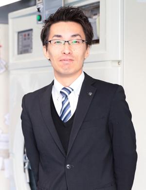 南九イリョー 株式会社 熊本支店営業課 下田 潤一